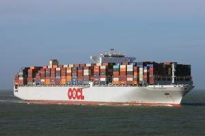 Photo of OOCL BANGKOK ship