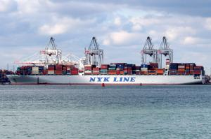 Photo of OOCL MALAYSIA ship