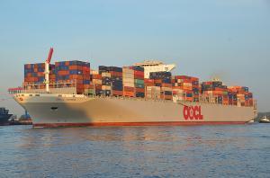 Photo of OOCL KOREA ship
