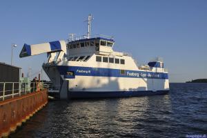 Photo of FAABORG III ship