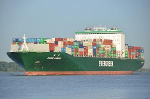 Photo of EVER LUNAR ship