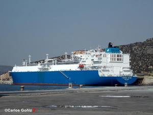 Photo of YENISEI RIVER ship