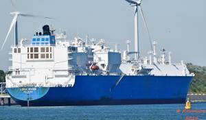 Photo of LENA RIVER ship