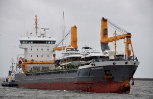 Photo of TRENT NAVIGATOR ship