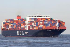 Photo of APL LION CITY ship