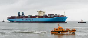 Photo of MORTEN MAERSK ship