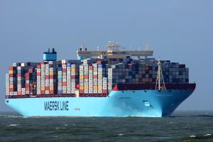 Photo of MAREN MAERSK ship