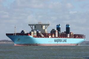 Photo of MARCHEN MAERSK ship
