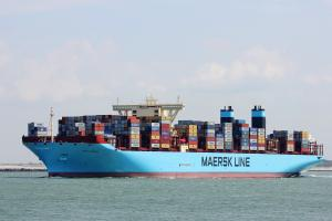 Photo of METTE MAERSK ship