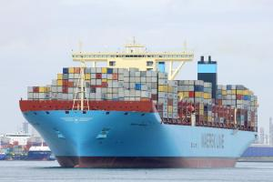 Photo of MARIT MAERSK ship