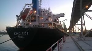 Photo of KING RICE ship