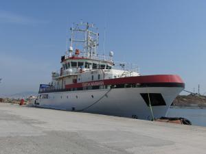 Photo of TUBITAK MARMARA ship