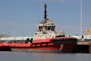 Photo of MACLEOD ship
