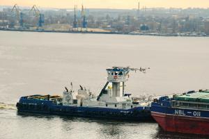 Photo of NIBULON-4 ship
