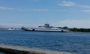 Photo of THASSOS II ship