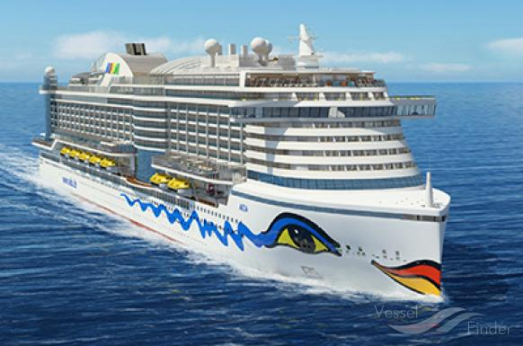Aidaprima Passenger Cruise Ship Details And Current