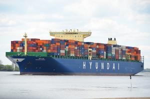 Photo of HYUNDAI DREAM ship