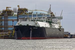 Photo of GOLAR ICE ship