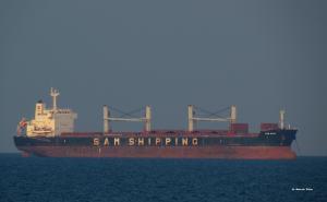 Photo of SAM HAWK ship