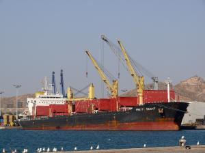 Photo of PRETTY SIGHT ship