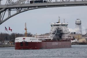Photo of WHITEFISH BAY ship