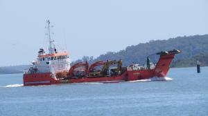 Photo of KALEEN ship