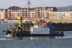 Photo of SANDY M ship