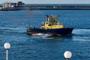 Photo of AQUILES ship
