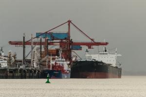 Photo of EISHO ship