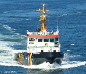 Photo of NORDERGRUENDE ship
