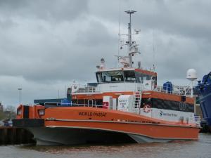 Photo of WORLD PASSAT ship