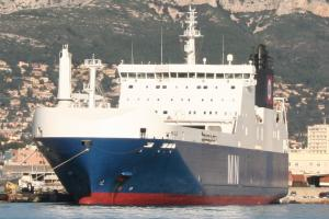 Photo of MN CALAO ship