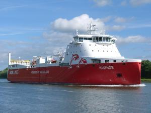 Photo of KVITNOS ship