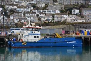Photo of MCS SIROCCO ship