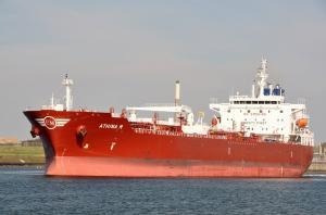 Photo of ATHINA M ship