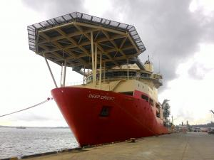 Photo of DEEP ORIENT ship