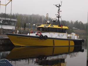 Photo of CAPTAIN AG SOPPITT ship
