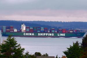 Photo of CSCL WINTER ship