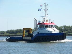 Photo of LIZ F ship