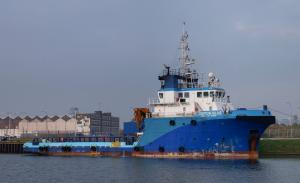 Photo of DUTCH BLUE ship