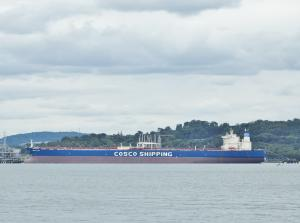 Photo of COSRICH LAKE ship