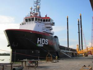 Photo of HOS BLACK ROCK ship