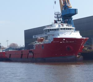 Photo of PACIFIC LEADER ship
