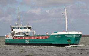 Photo of THARSIS ship