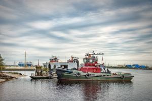 Photo of KATIE T MORAN ship