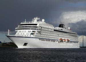 Foto del buque VIKING SKY
