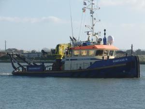 Photo of RIMFAXE R ship