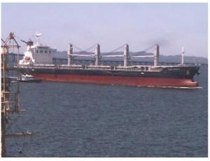 Photo of FAIR OCEAN ship