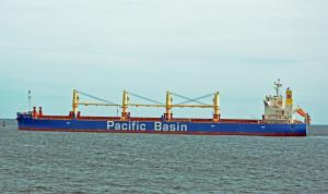 Photo of OAK BAY ship