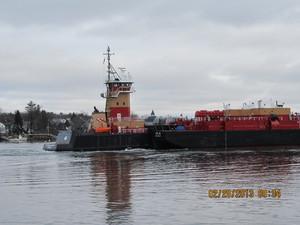 Photo of B. FRANKLIN REINAUER ship